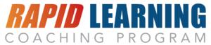 Rapid Learning Coaching Program Logo, Personal Coaching
